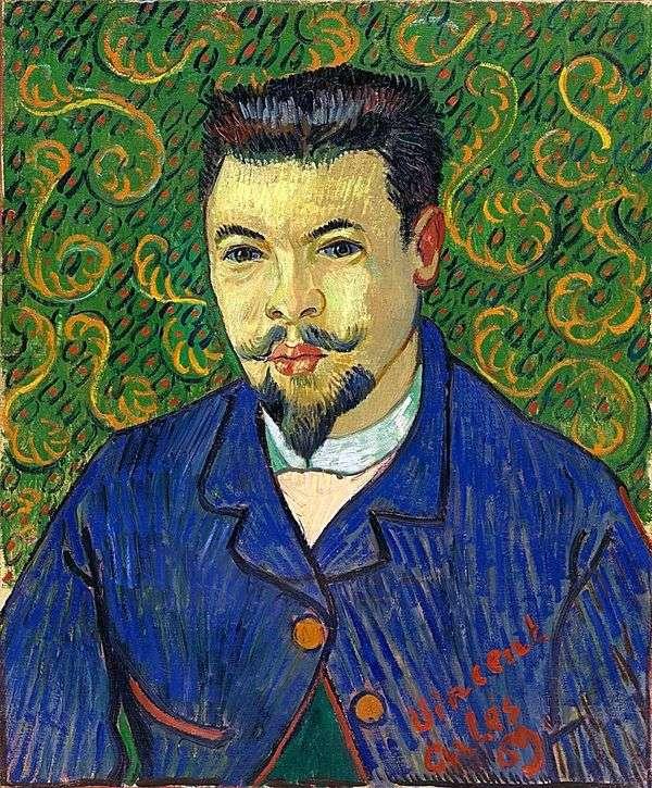 Dr. Felix Ray   Vincent Van Goghの肖像