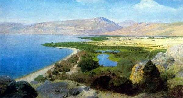 ゲニサレット湖   ヴァシリーポレノフ