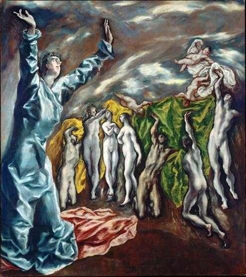 5番目のアザラシの開封   El Greco