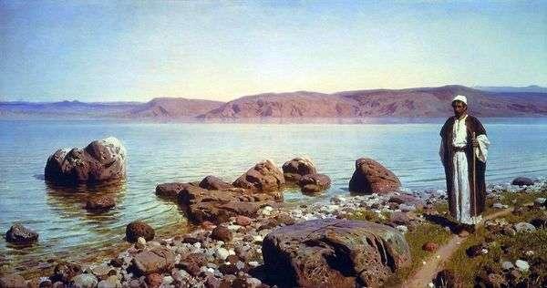 ティベリアス湖(ジェニサレット)   ヴァシリー・ポレノフ