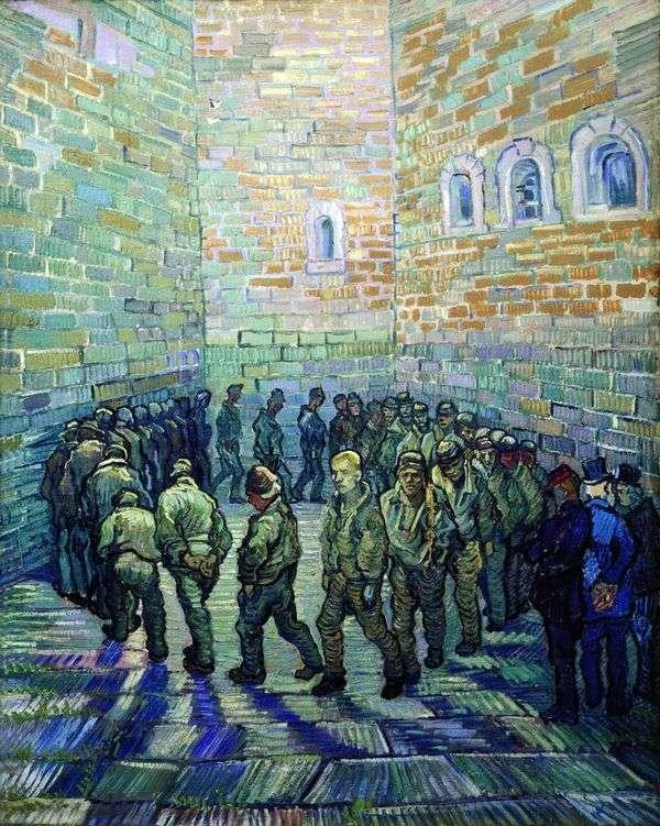 プリズナーズウォーク   Vincent Van Gogh