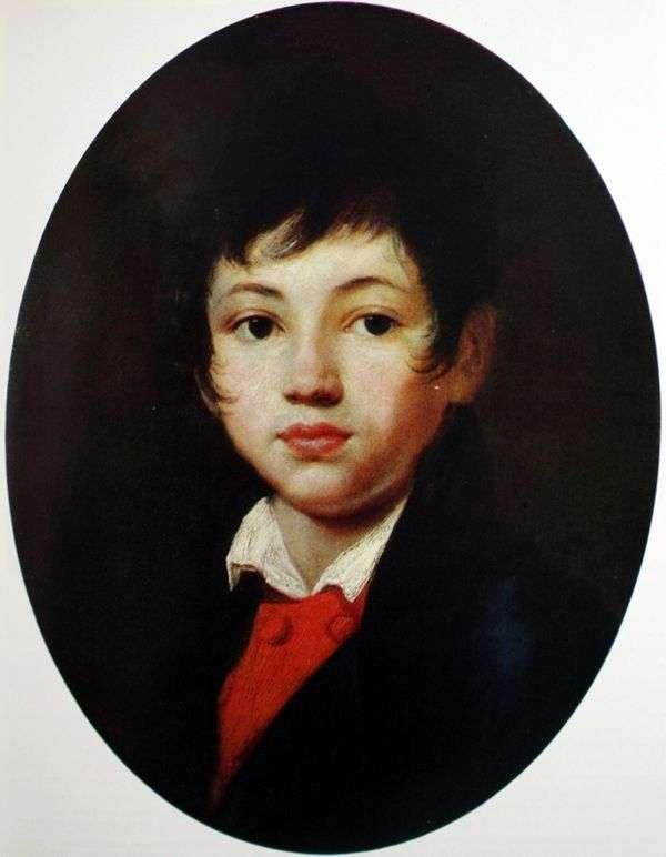 A. A. Chelischev   Orest Kiprenskyの肖像