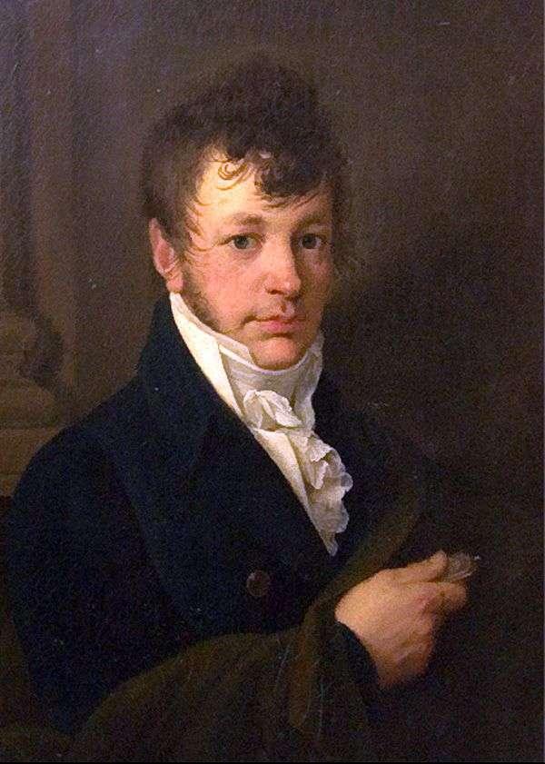 A. R. Tomilov   Orest Kiprenskyの肖像