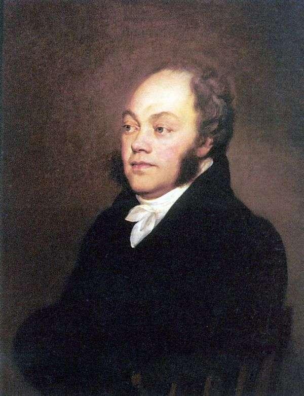 F. V. ロストプチン伯爵の肖像   Orest Kiprensky