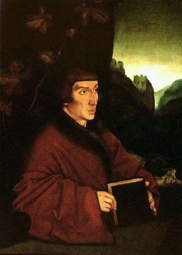 Ambrosius Wolmar Keller   Hans Baldungの肖像画