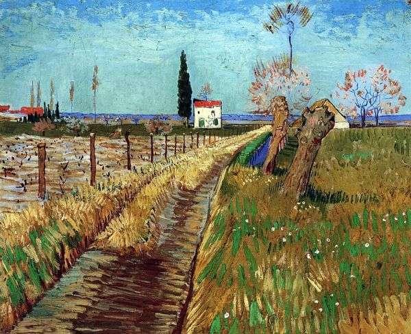ウィローフィールドパス   Vincent Van Gogh