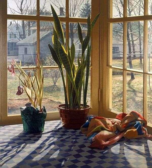 春の初めの静物   Scott Pryor