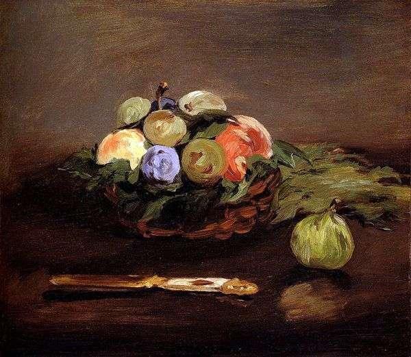 フルーツバスケット   Edouard Manet