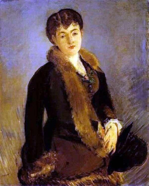 イザベルレモニエ   エドゥアールマネの肖像