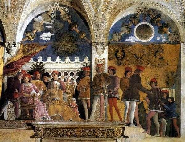 カメラデリSpozi   Andrea Mantegna