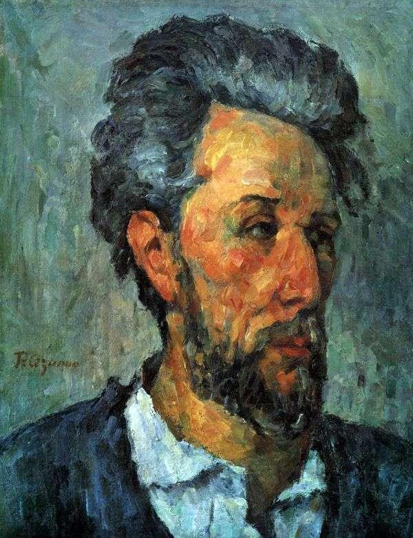 ヴィクトル・ショック   ポール・セザンヌの肖像