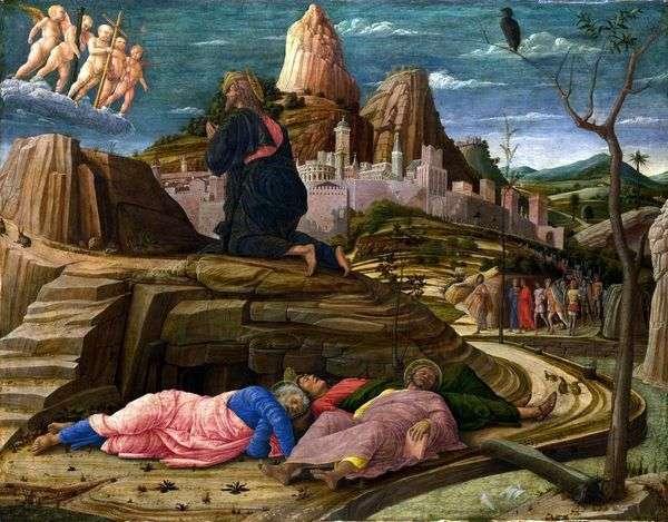 聖杯の祈り   アンドレア・マンテーニャ