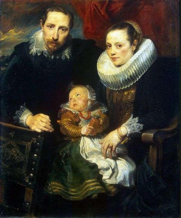 家族の肖像   アンソニーヴァンダイク