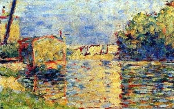 川岸   ジョルジュセラ