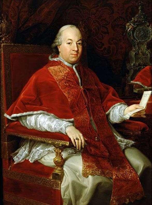 教皇ピオ6世   ポンピオバトニ
