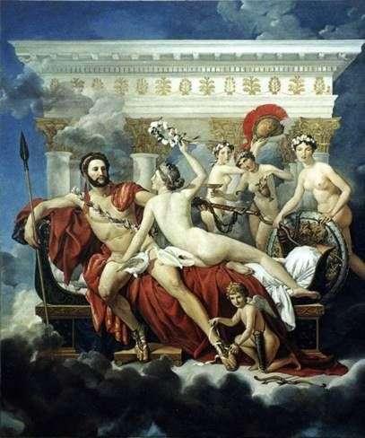 火星は金星と三美神   ジャックルイダビデによって武装解除
