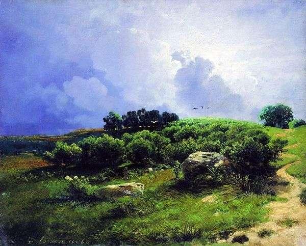 雷雨の前   Fedor Vasilyev