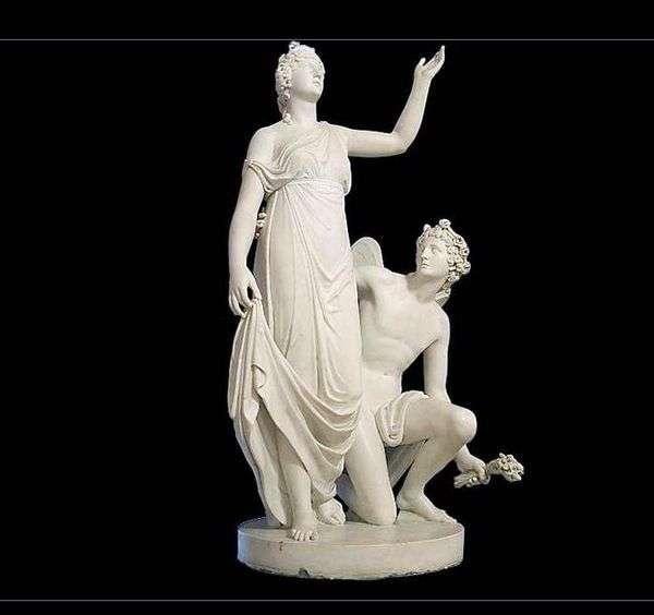大公妃アレクサンドラ・パヴロヴナの記念碑   イヴァン・マルトス