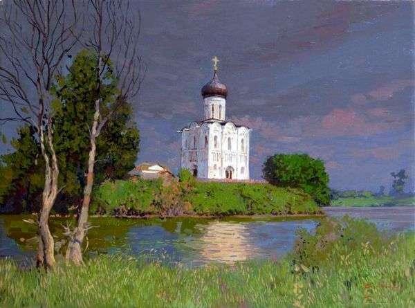 ネルリのとりなしの教会   Sergey Baulin
