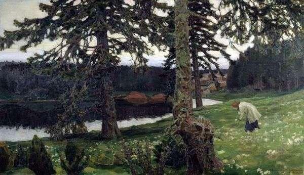 湖   アポリナリーVasnetsov