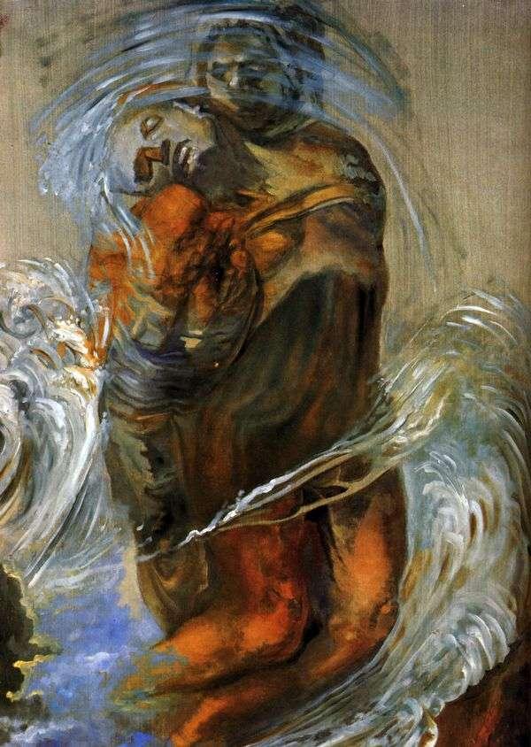 ピエタ(Pieta)   サルバドール・ダリ