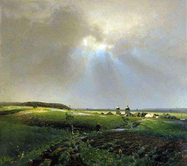 雨の後   Apollinary Vasnetsov