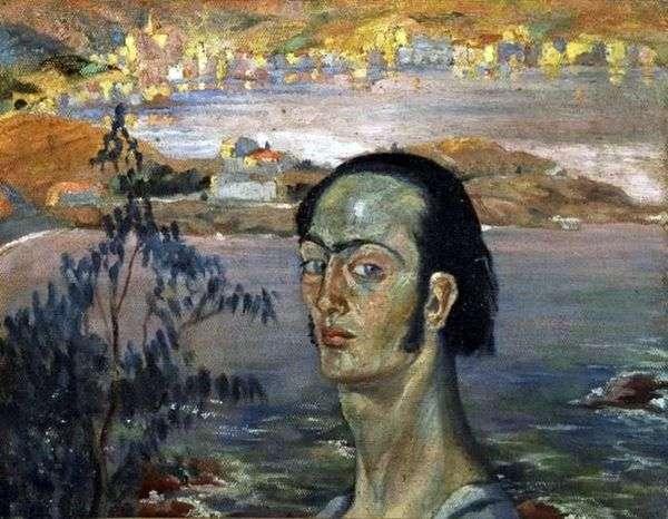 ラファエルネック   サルバドール・ダリの自画像