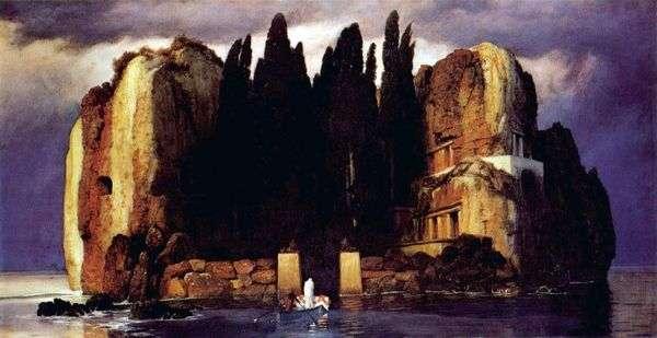 死者の島   アーノルドベックリン