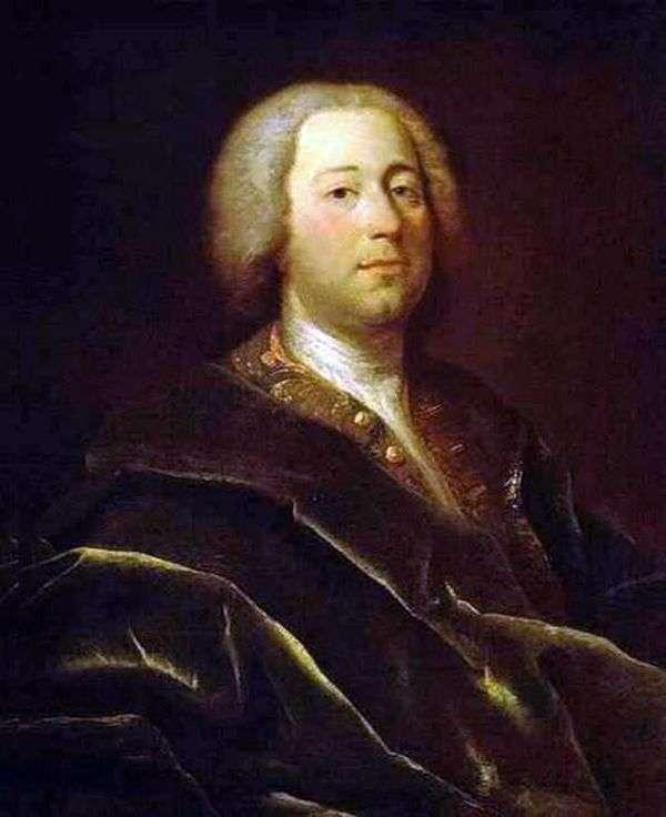 医者の肖像I. A. Acaretti   Andrey Matveyev
