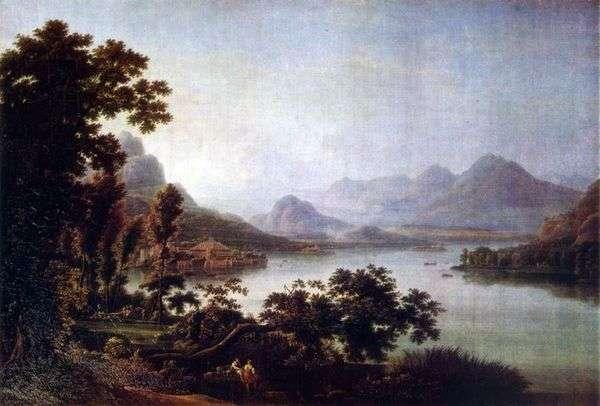 Lago Manzhore   Fedor Matveyevのビュー