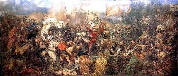 Grunwaldの戦い   Jan Aloisy Mateiko