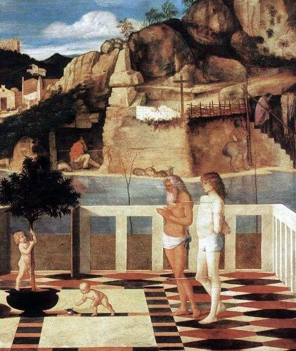 煉獄の寓意   Giovanni Bellini