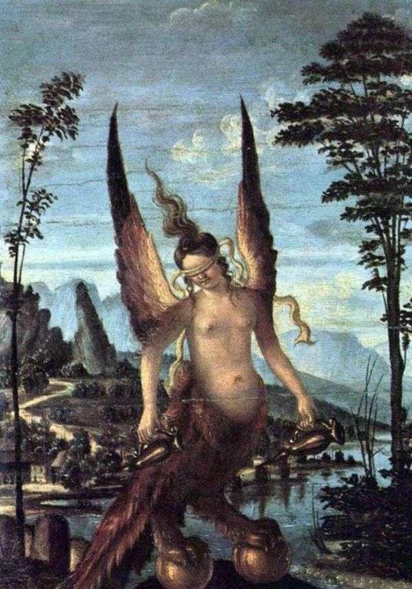 欲と徳   Giovanni Bellini