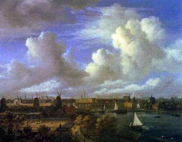 アーバンビュー   Jacob van Ruysdal