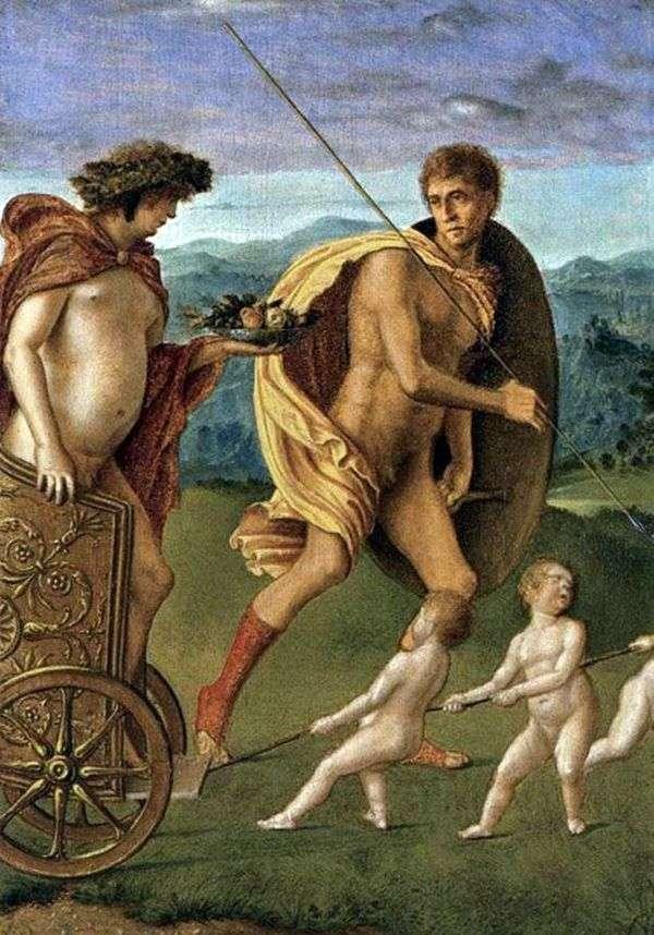 利益または忍耐力   Giovanni Bellini