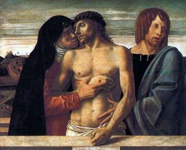 キリスト   ジョヴァンニベリーニの画像