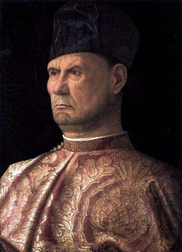Condottiere Giovanni Emo   ジョヴァンニベリーニの肖像