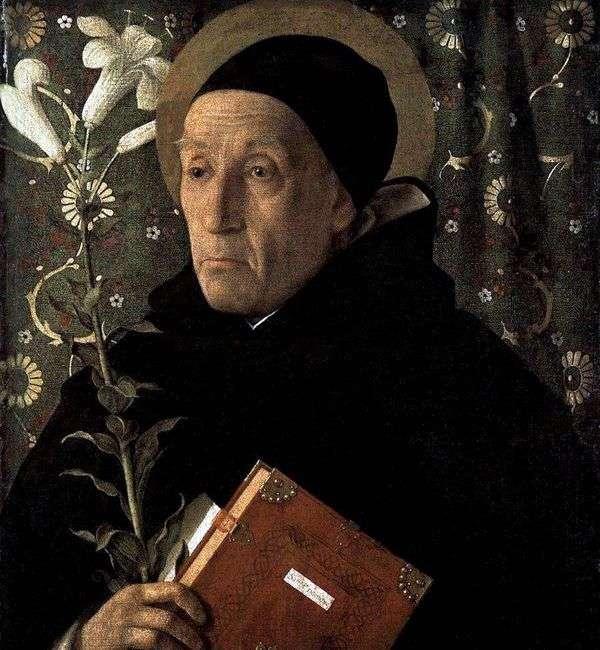 Fra Theodoro da Urbino   ジョヴァンニ・ベッリーニの肖像