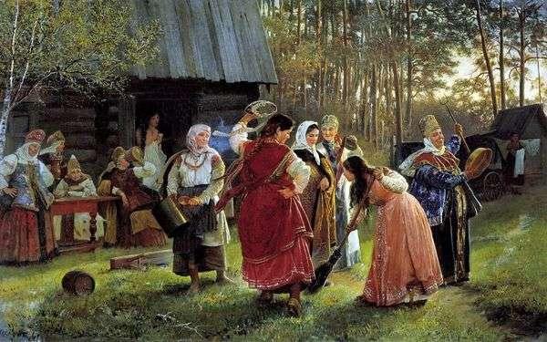 ヘンパーティー   Alexey Korzukhin