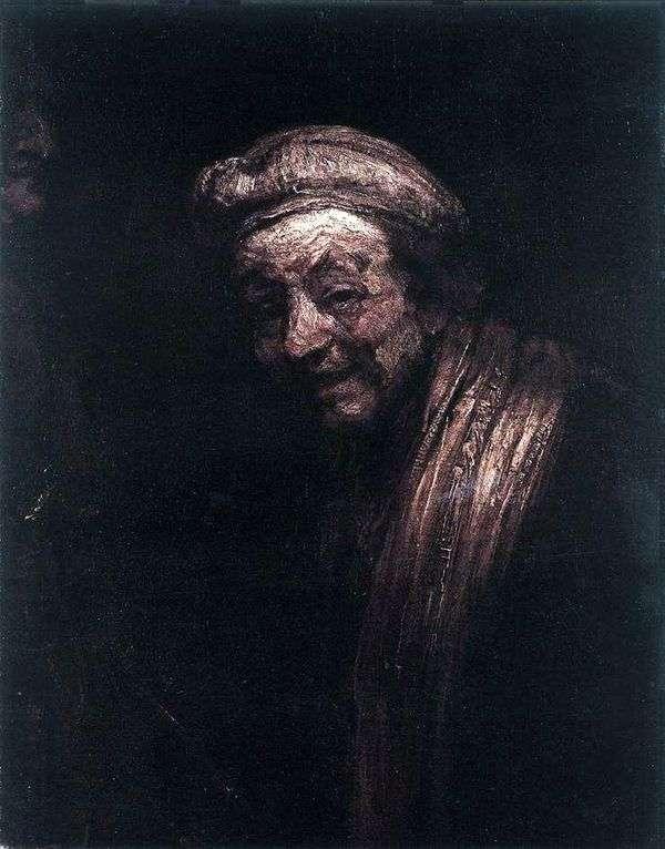 ゼウシス   レンブラント・ハーメンス・ヴァン・ラインのイメージの中の自画像