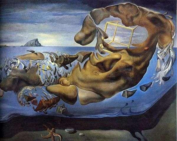 Ilissa Phidias   Salvador Daliの高価な人物