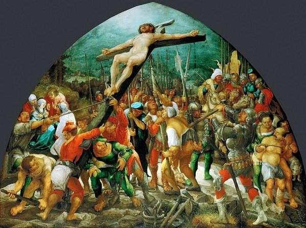 十字架の高揚   ウルフフーバー