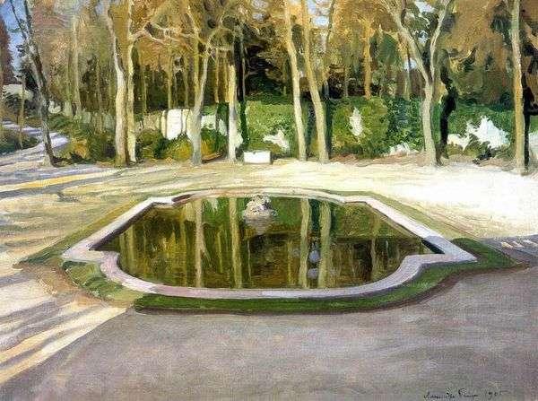 トリアノンの鏡   アレクサンダーブノワ