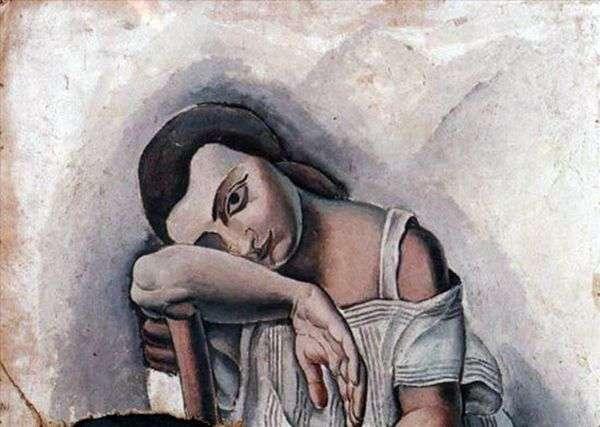 アンナマリア   サルバドールダリの肖像