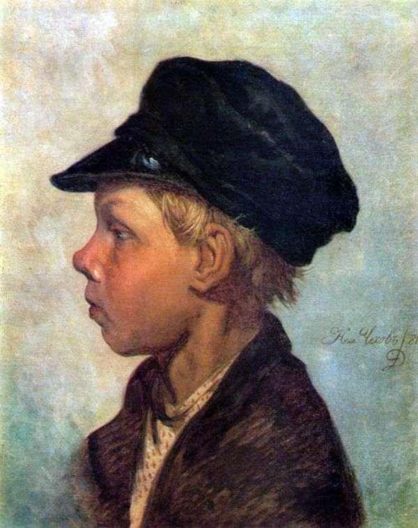 農民の少年(Vanka Zhukov)   ニコライ・チェーホフ
