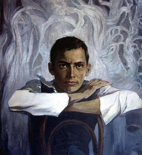 詩人G. Tukay   Efim Simbirin