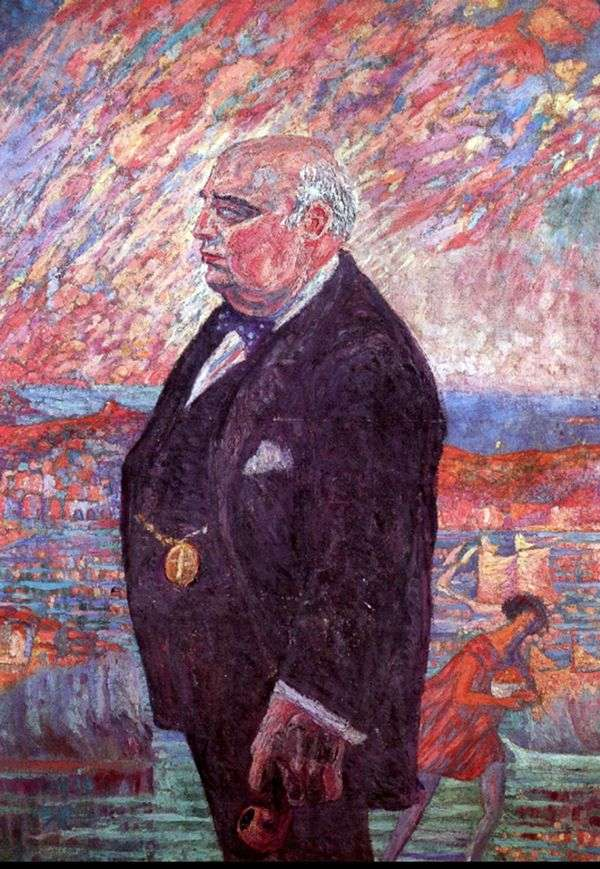 私の父の肖像   サルバドールダリ