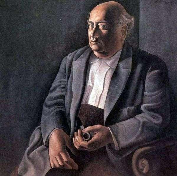 私の父の肖像   サルバドール・ダリ
