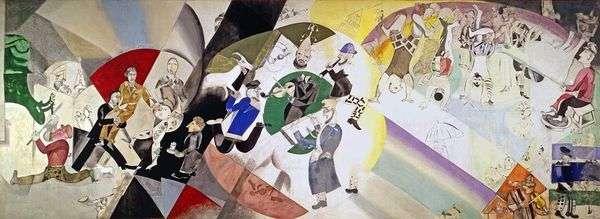 新ユダヤ人劇場   Marc Chagallの紹介