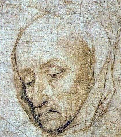セントジョセフヘッド   Rogier van der Weyden
